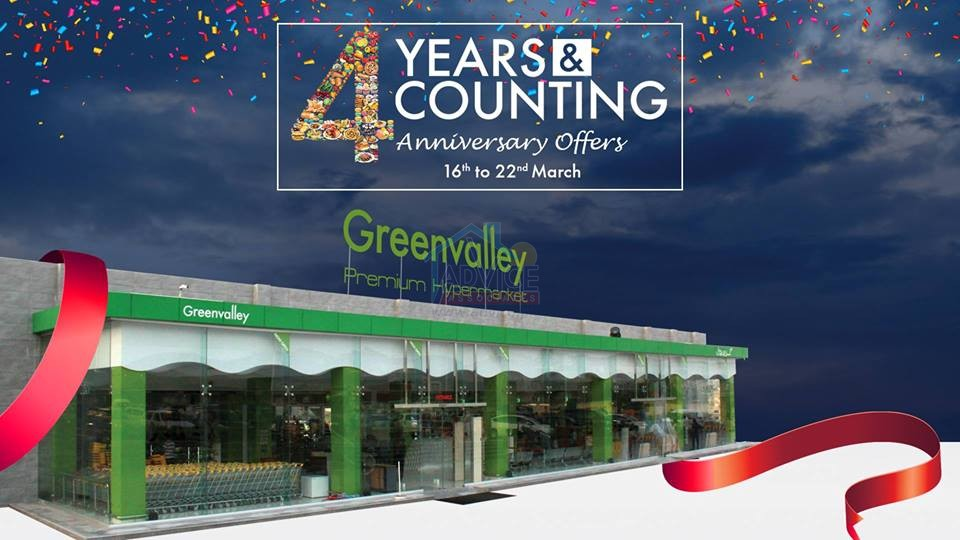 Green Valley Rawalpindi, is Celebrating 4th Anniversary