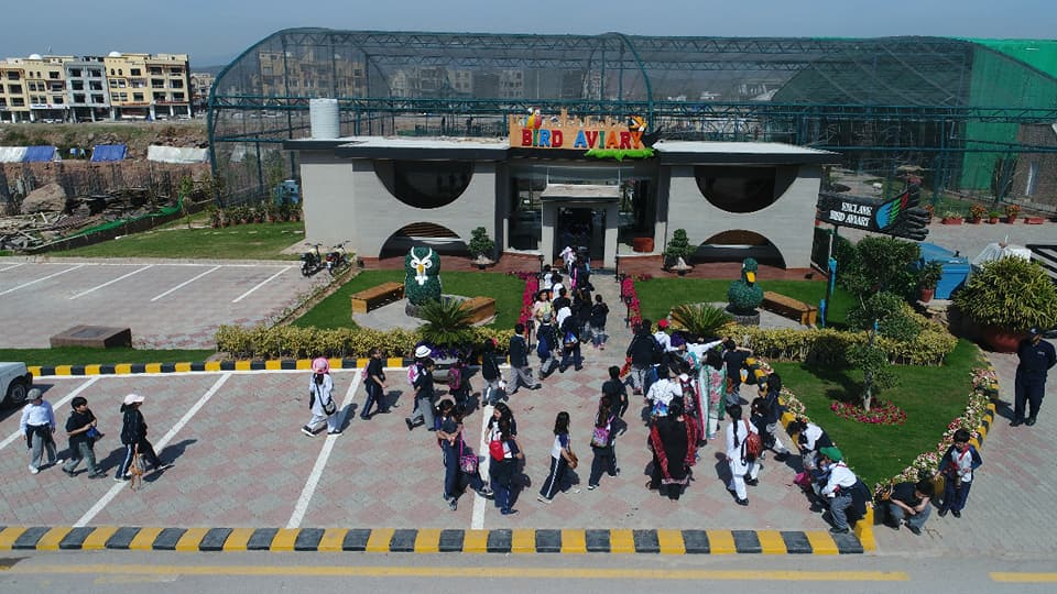 Frobels International School Children's Visited Bahria Aviary